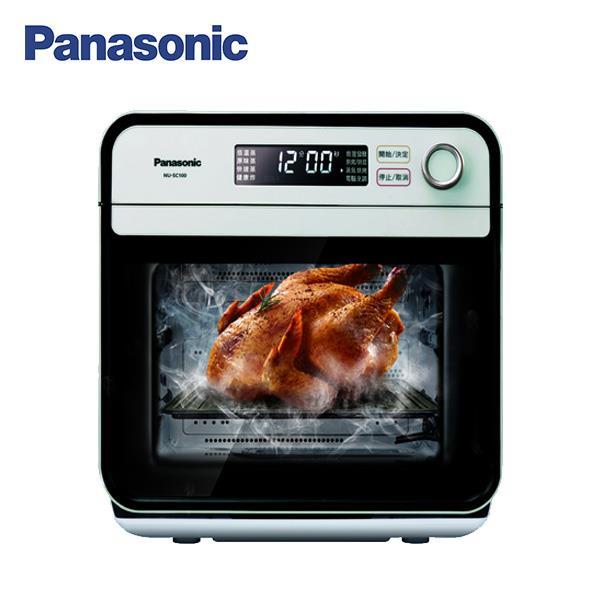 Panasonic國際牌15公升蒸氣烘烤爐 NU-SC100