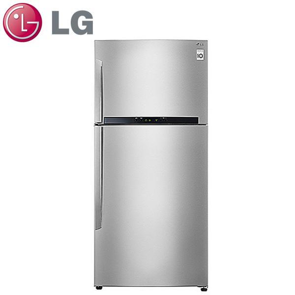 LG GN-B480SV (482公升) Smart 變頻上下門冰箱